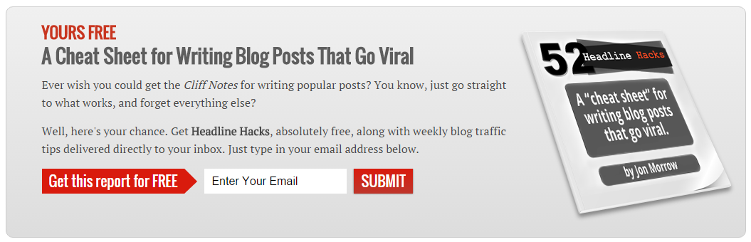 A Cheat Sheet for Writing Blog Posts That Go Viral - Boost Blog Traffic