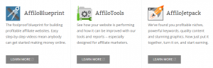 Affilorama - Memberships and Products