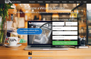 Wealthy Affiliate - Website