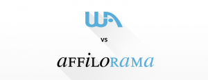Wealthy Affiliate vs Affilorama - Cover