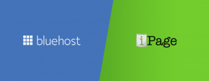 BlueHost vs iPage - Cover