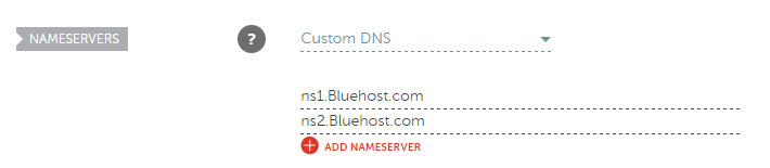 Install WordPress to BlueHost - Point NameCheap DNS to BlueHost