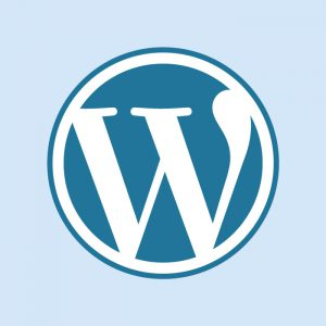 WordPress Logo - How to Create a Blog with WordPress Step by Step