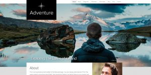 Adventure - Premium WordPress Theme