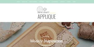 Applique - Premium WordPress Theme