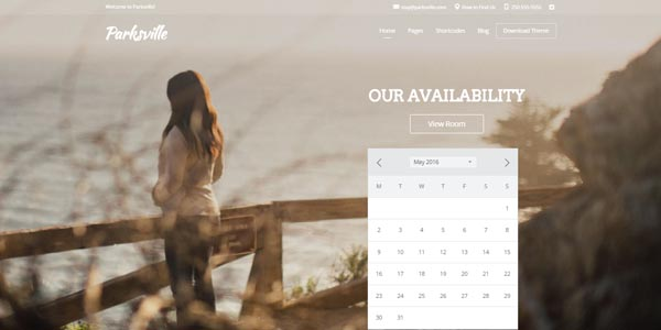 Bellevue - Premium WordPress Theme
