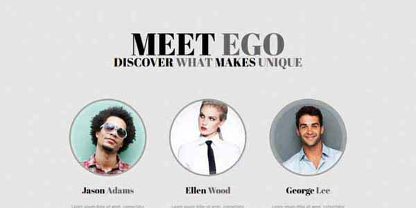 Ego - Premium WordPress Theme