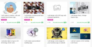 Fiverr - Gigs