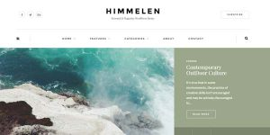 Himmelen - Premium WordPress Theme