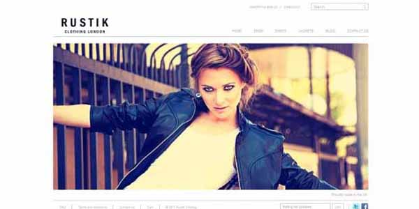 Rustik - Premium WordPress Theme