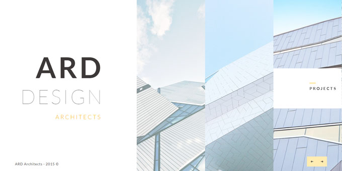ARD - Premium Minimal WordPress Themes