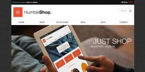 HumbleShop - Premium Minimal WordPress Themes