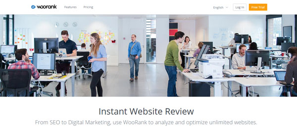 WooRank - SEO Software