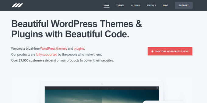 27 Best Places To Buy WordPress Themes | Bloggingthing