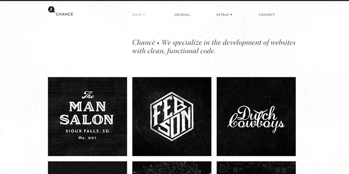 Chance - Cheap WordPress Designs