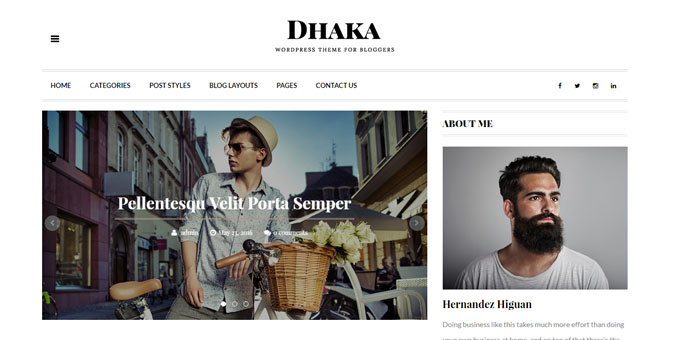 Dhaka - Cheap WordPress Designs