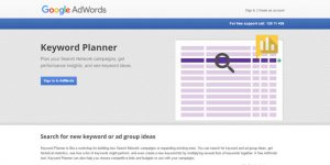 Google Keyword Planner - Best Keyword Research Tools 2017