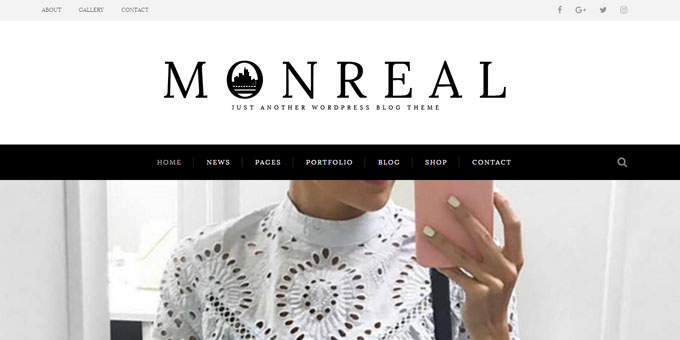 Monreal - Cheap WordPress Designs