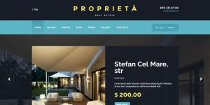 Proprieta - Cheap WordPress Designs