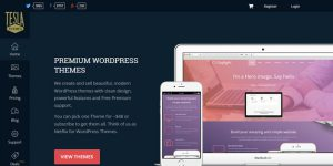 TeslaThemes - Best Places To Buy WordPress Themes