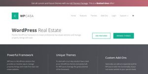 WPCasa - Best Places To Buy WordPress Themes