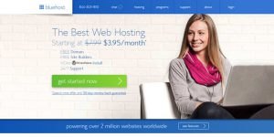 BlueHost - Best Domain Name Registrars 2017 and 2018