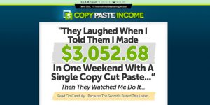 Ewen Chia Copy Paste Income - Homepage