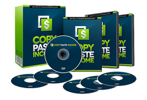 Ewen Chia Copy Paste Income - Product