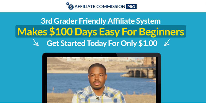 Affiliate Commission Pro - Homepage