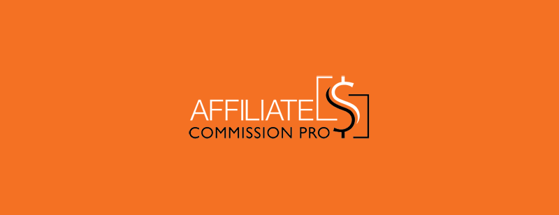 Affiliate Commission Pro Review - Cover