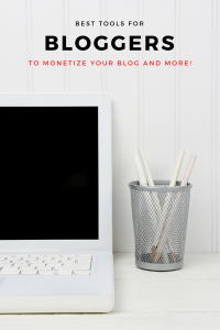 Blogging Resources - Banner
