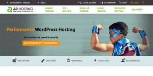 A2 Hosting - Best Web Hosting for Blogs